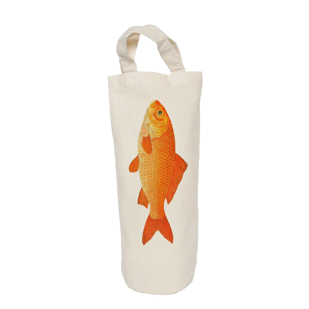 Gold fish bottle bag