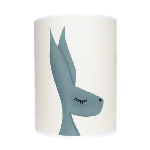 Grey hare lamp shade/ ceiling shade