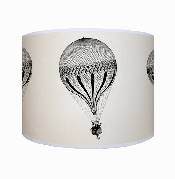 Hot air balloon shade