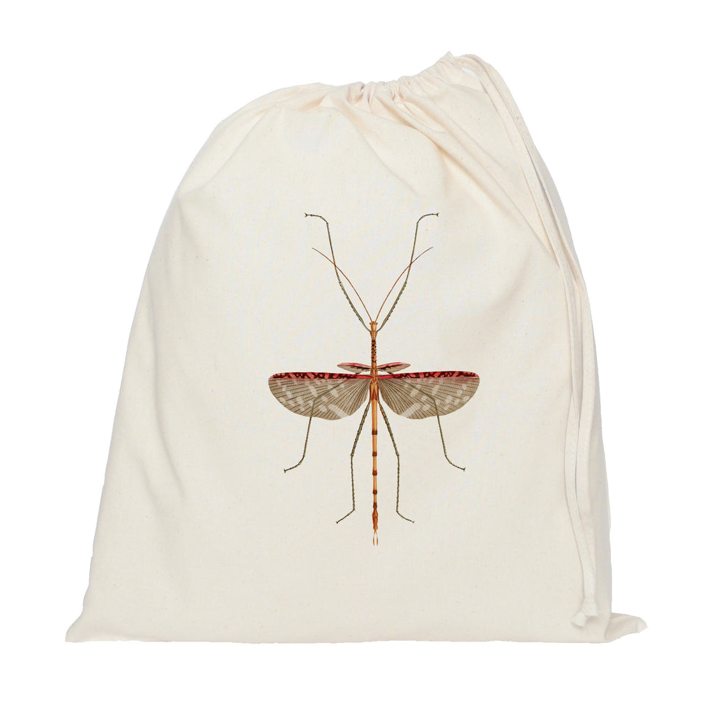 Insect drawstring bag