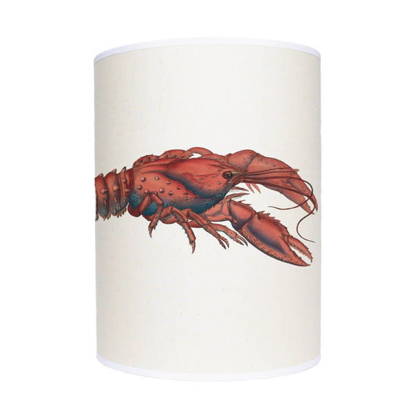 Lobster lamp shade/ ceiling shade