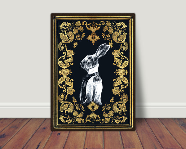 General hare print/ wall art