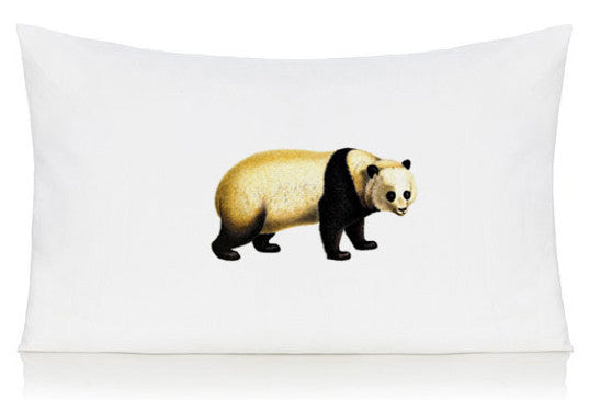 Panda pillow case