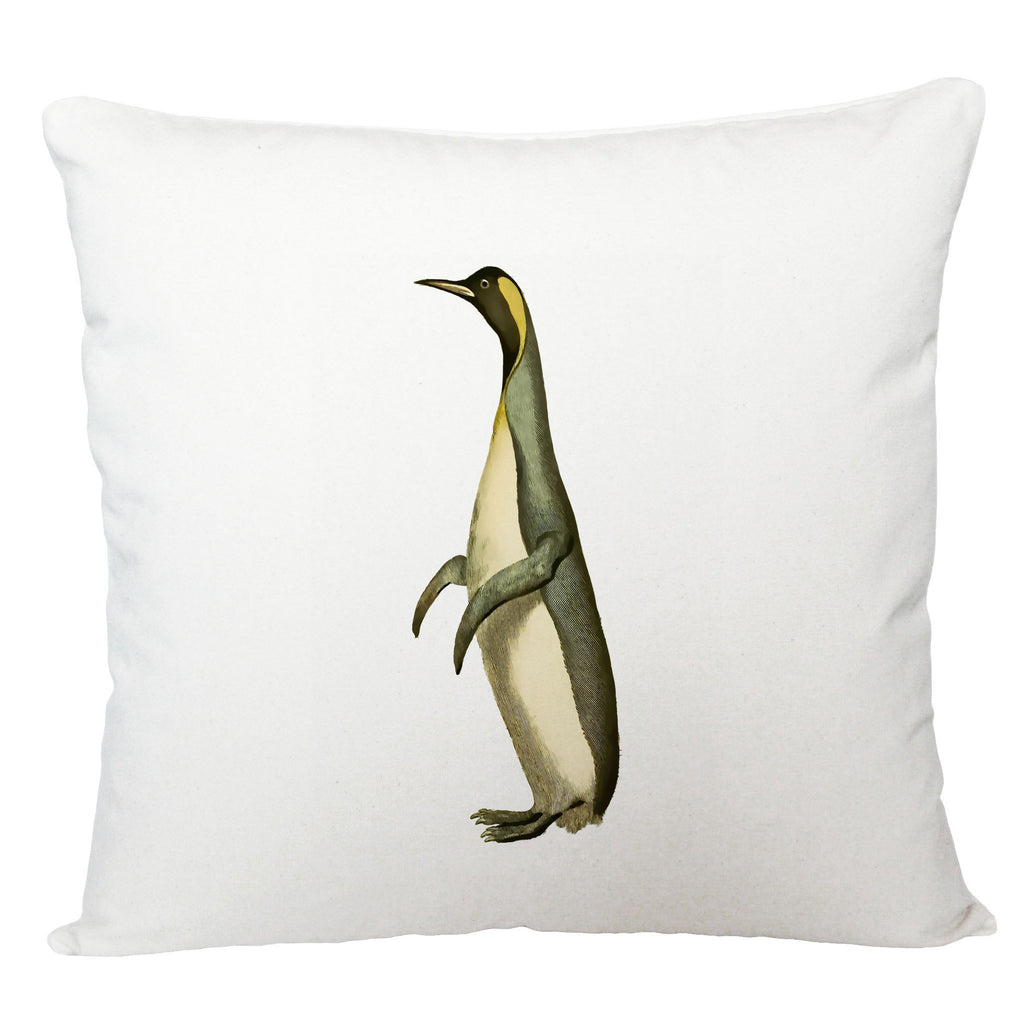 Penguin cushion cover