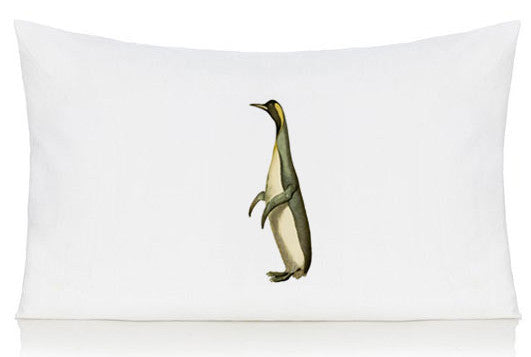 Penguin pillow case