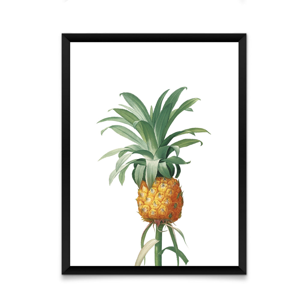 Pineapple print/ wall art