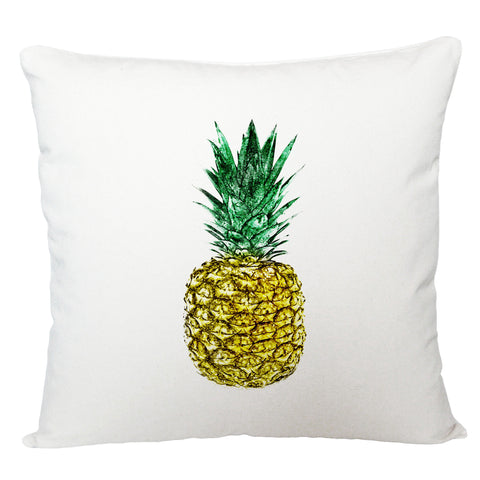 Pineapple cushion cover