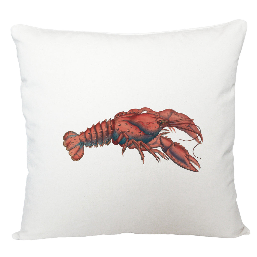 Lobster cushion cover
