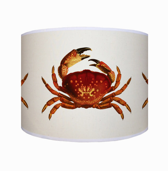 Red crab shade