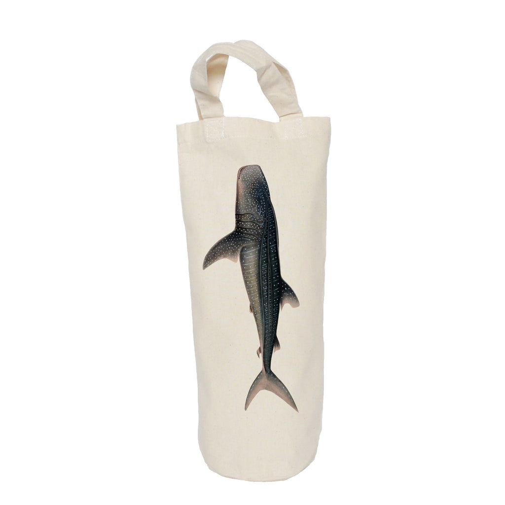 Shark bottle bag