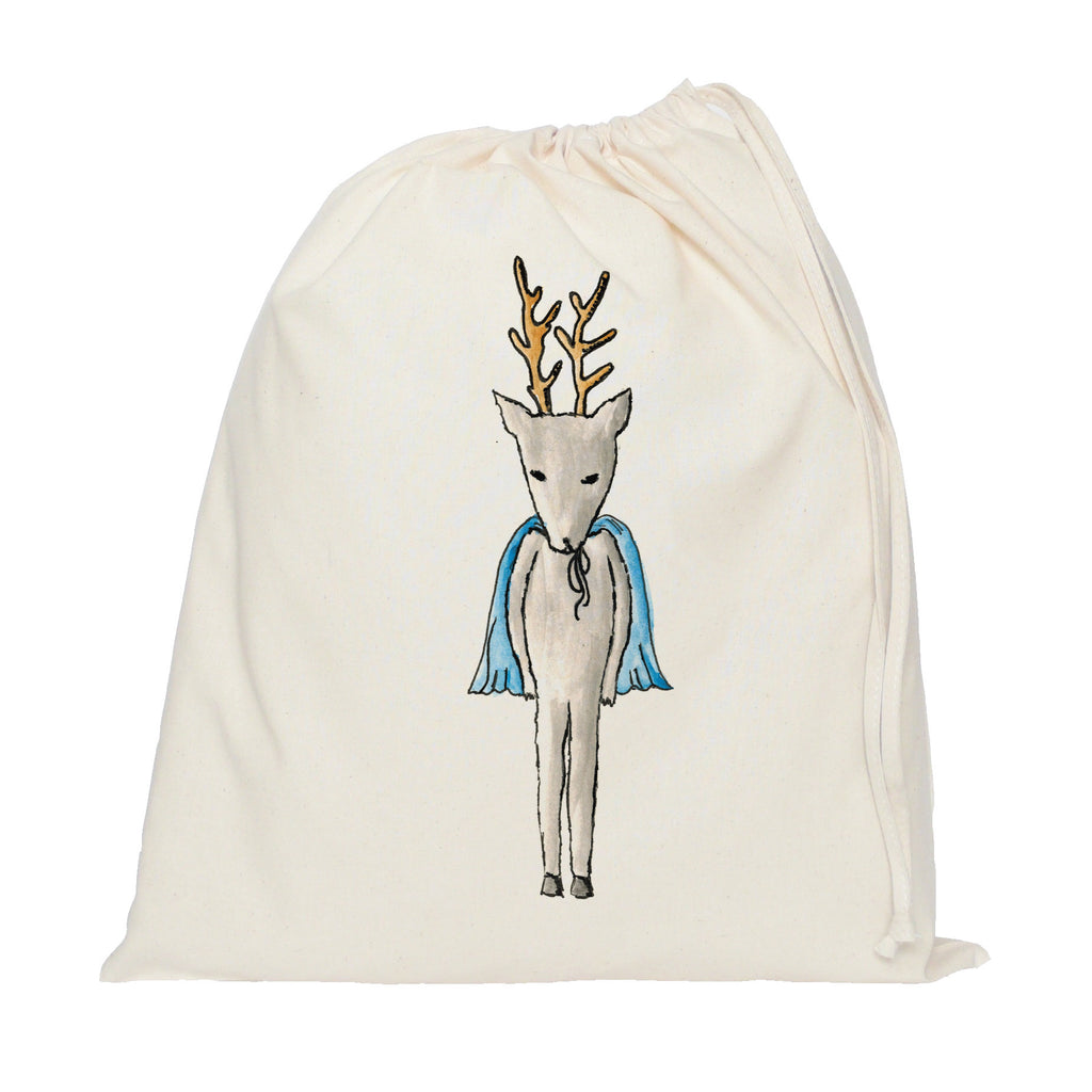 Super stag drawstring bag