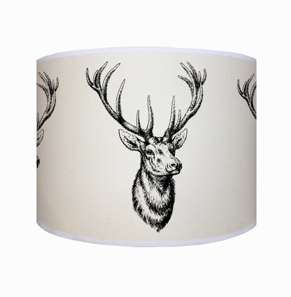 Stag head shade
