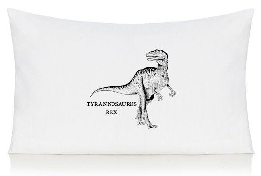 T-Rex pillow case