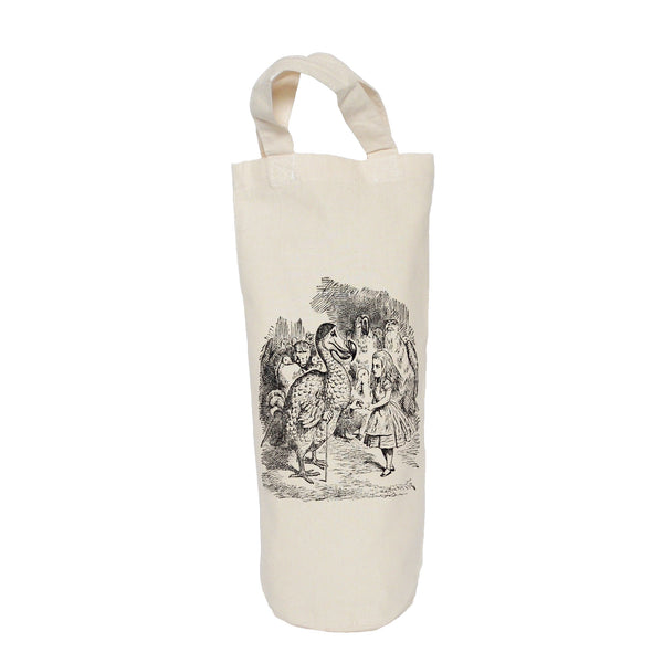 Dodo Alice in Wonderland bottle bag