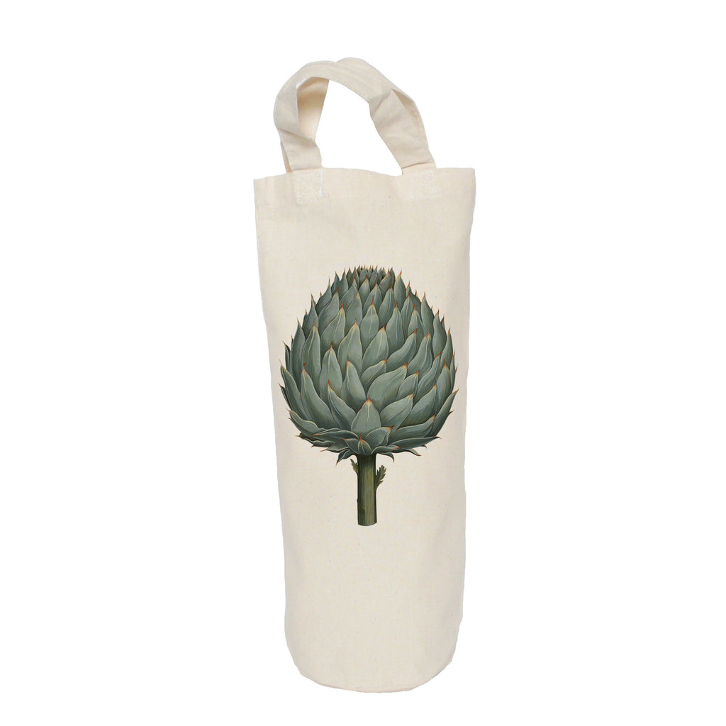 Artichoke bottle bag