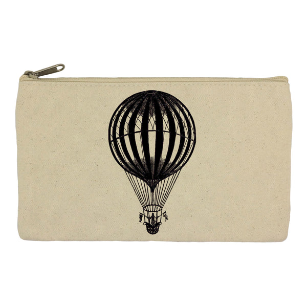 Hot air balloon pencil case