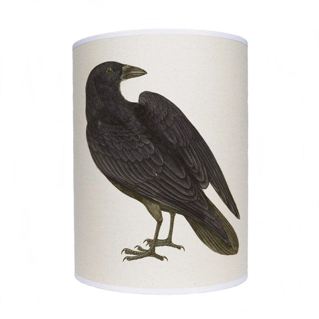 Bird lamp shade ceiling shade black bird kitschattic bird lamp shade ceiling shade black bird mozeypictures Choice Image
