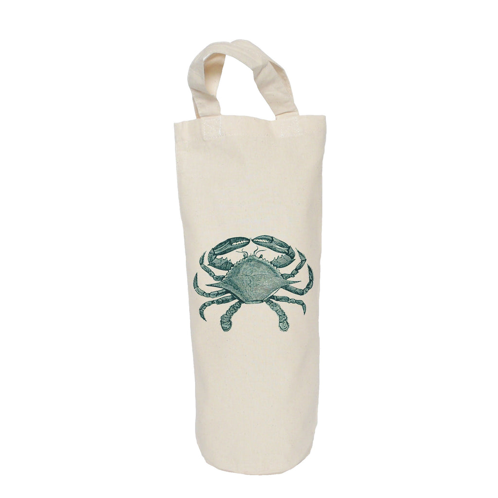 Crab bottle bag