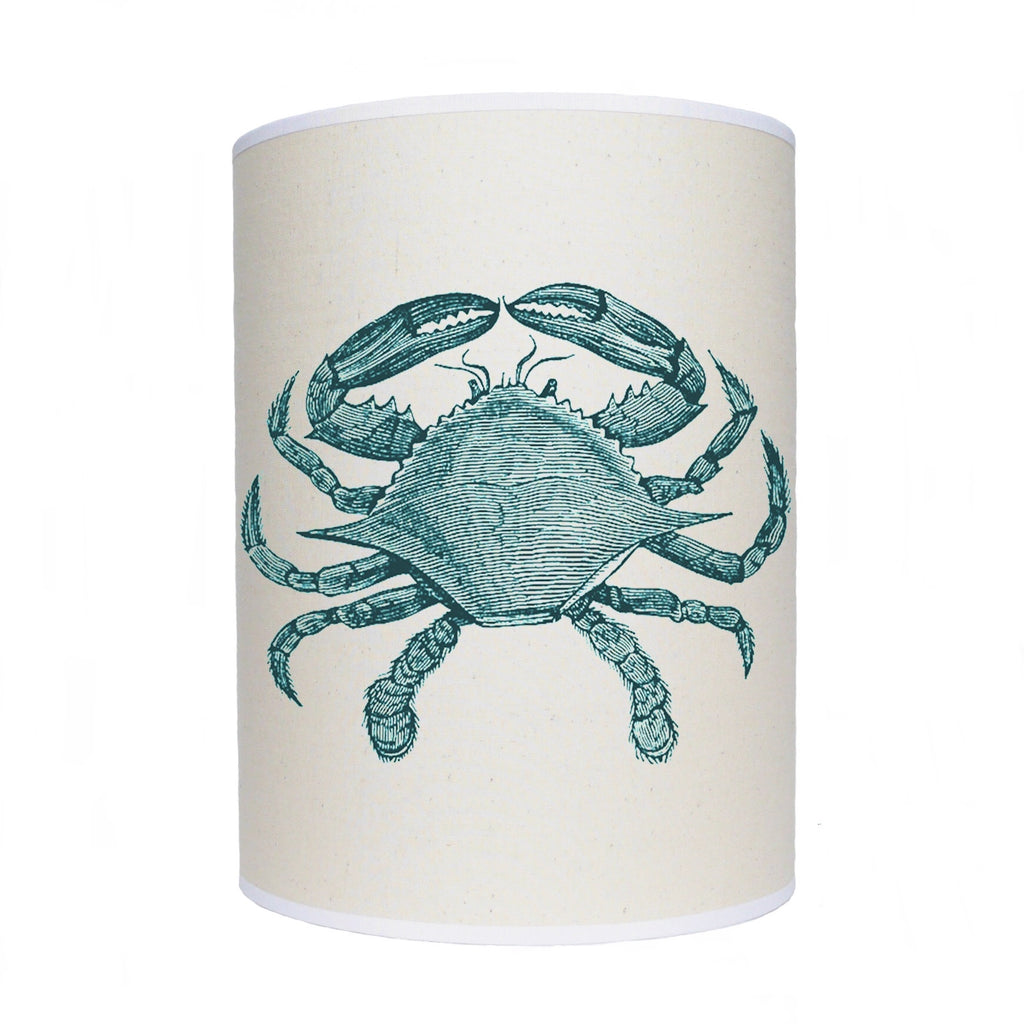 Crab lamp shade/ ceiling shade