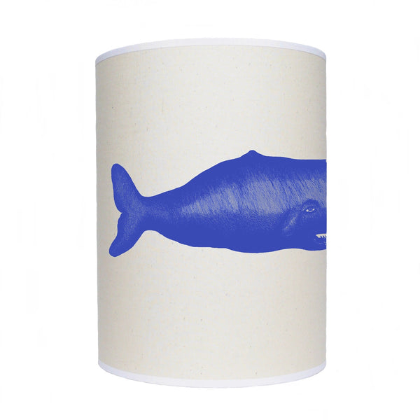 Copy of Whale lamp shade/ ceiling shade/ blue whale