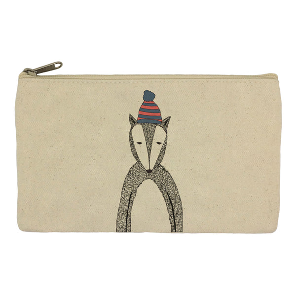 Chad the badger pencil case