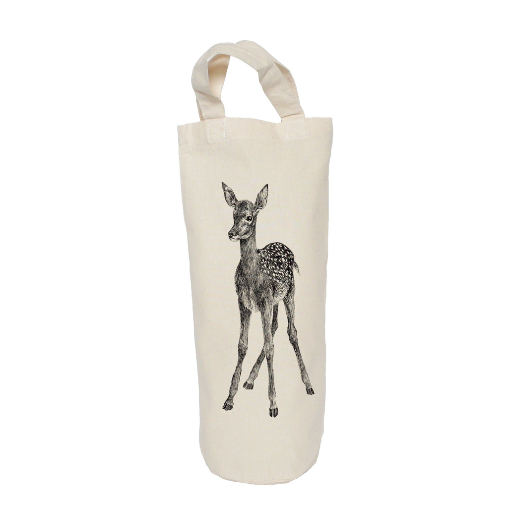 Deer bottle bag