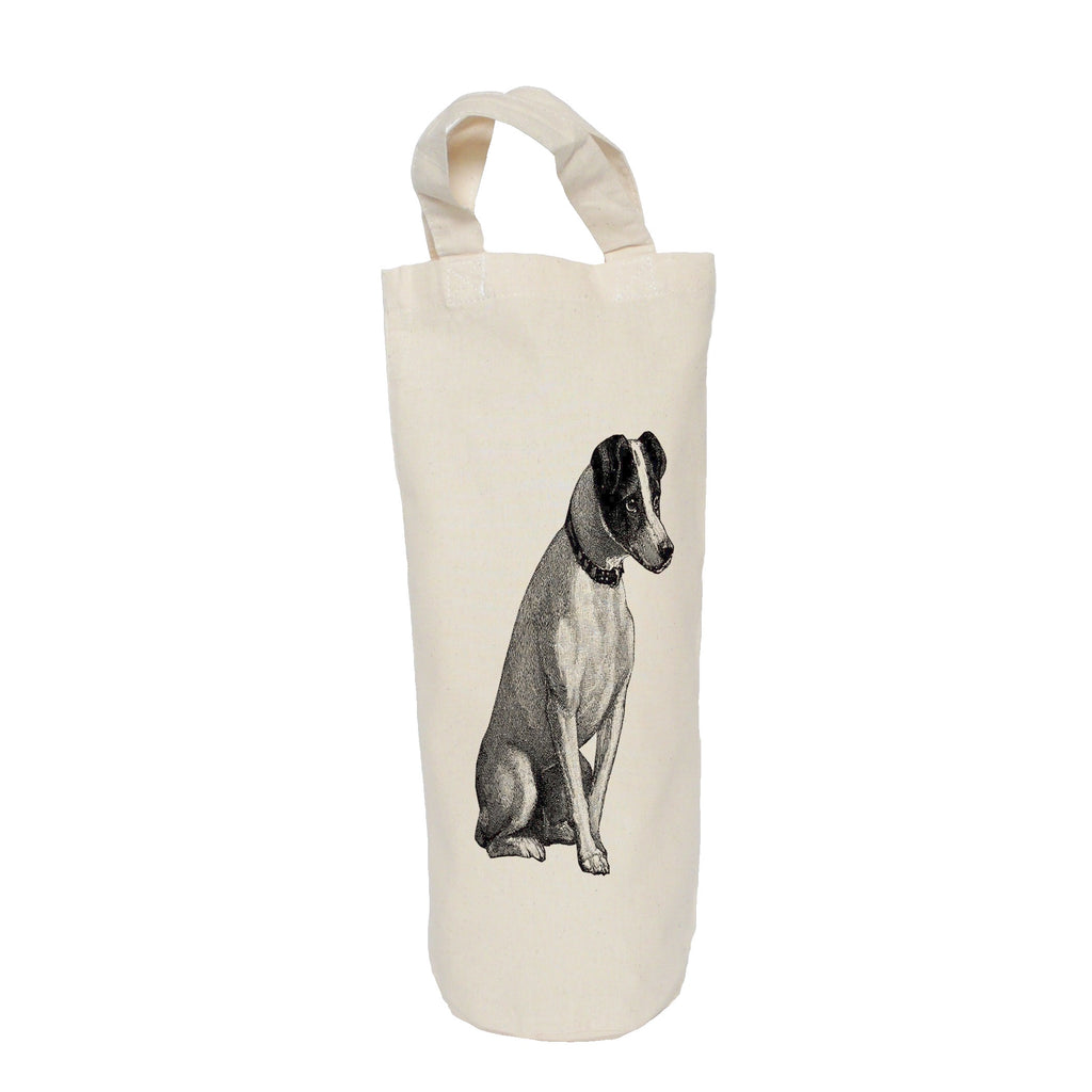 Dog bottle bag