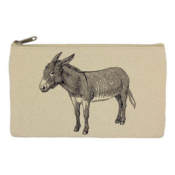 Donkey pencil case