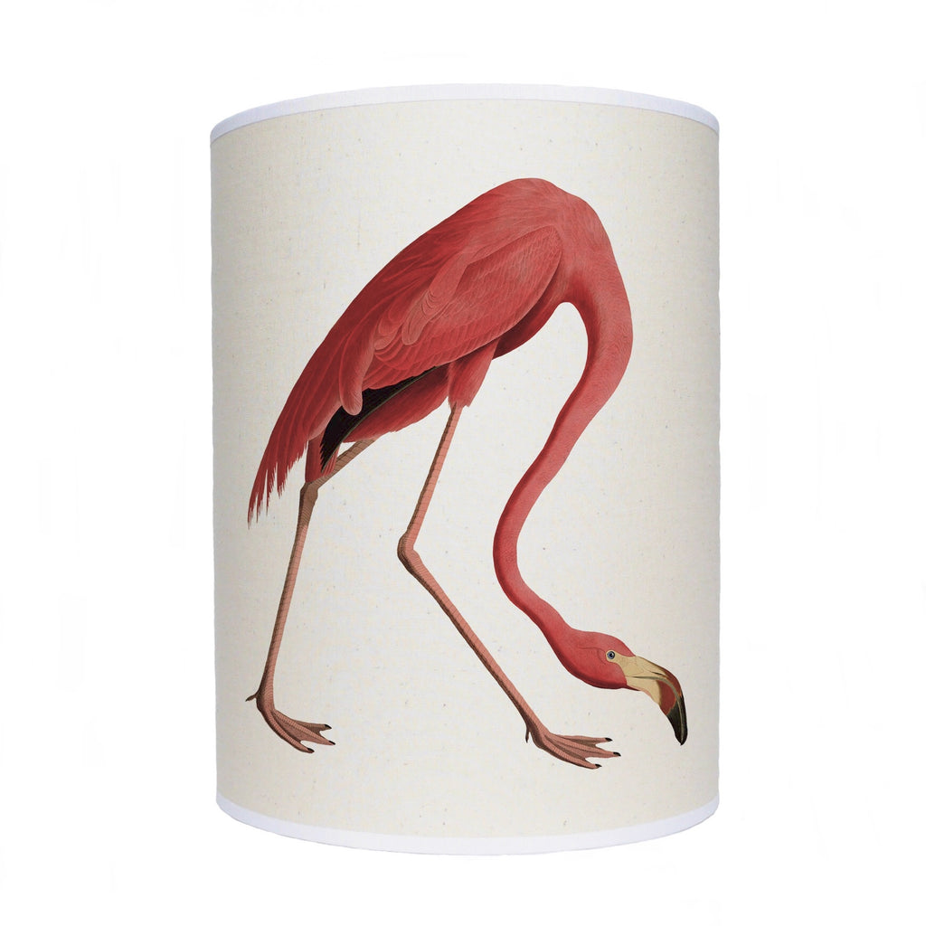 Walking flamingo lamp shade/ ceiling shade