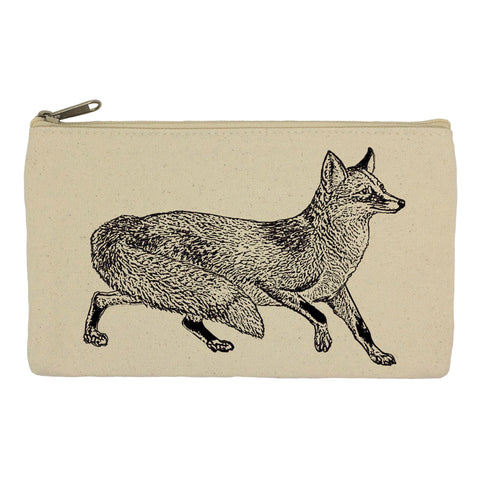 Fox pencil case