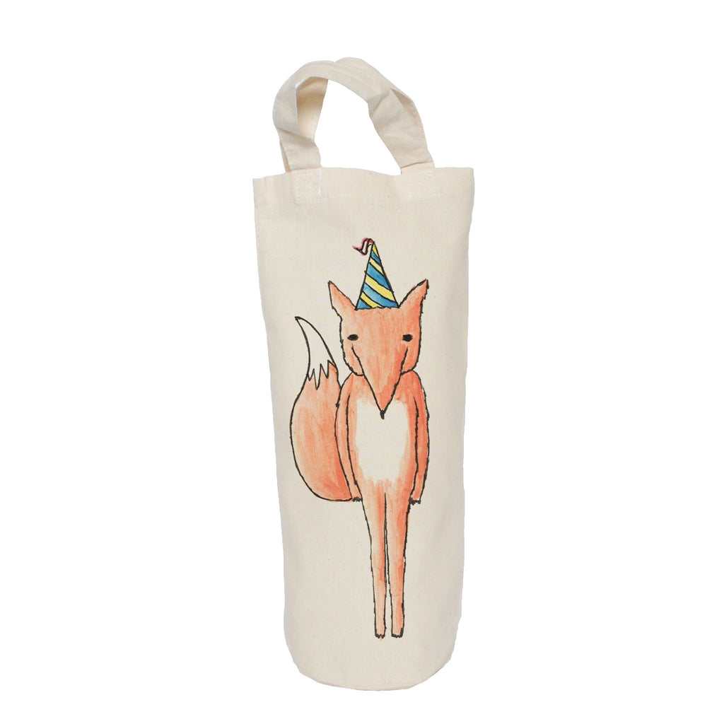 Party fox bottle bag