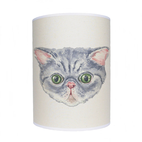 Persian cat shade/ lamp shade/ ceiling shade