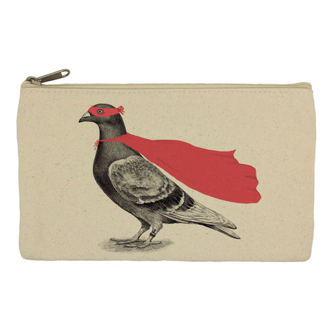 Super pigeon pencil case