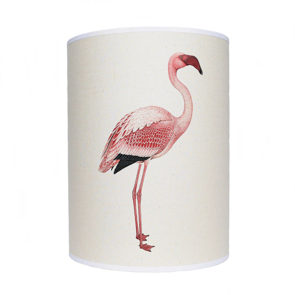 Flamingo lamp shade/ ceiling shade/ standing flamingo