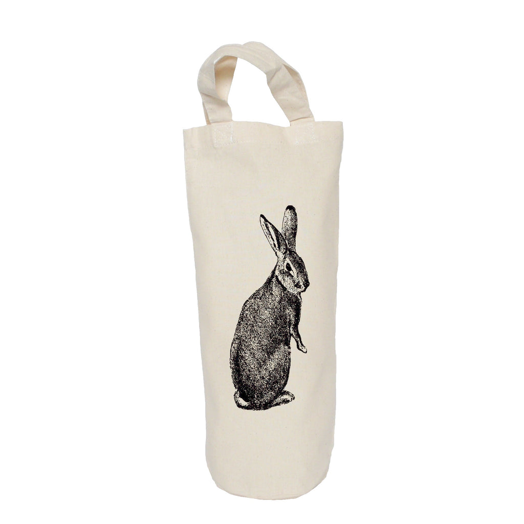 Rabbit bottle bag