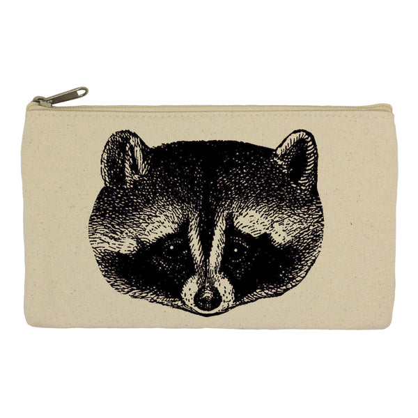 Raccoon pencil case