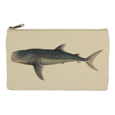 Shark pencil case