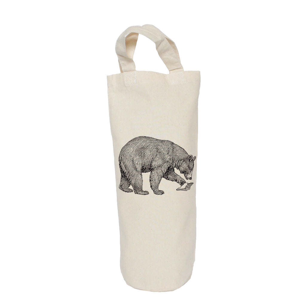 Bear bottle bag