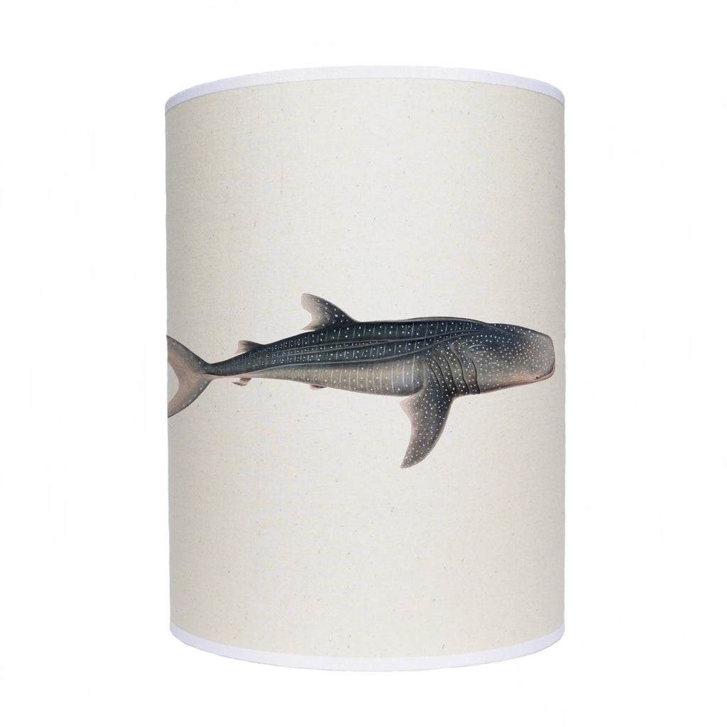 Shark lamp shade/ ceiling shade