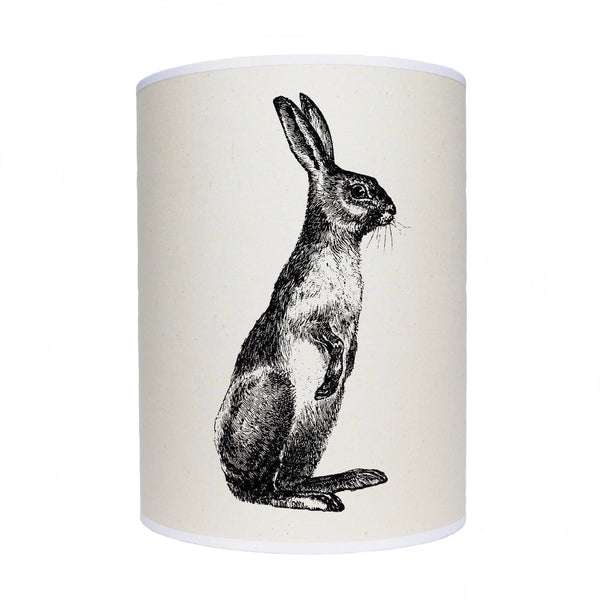 Hare lamp shade/ ceiling shade