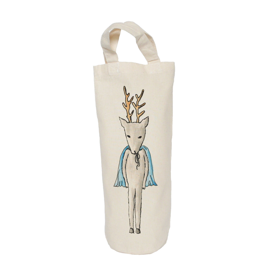 Super stag bottle bag