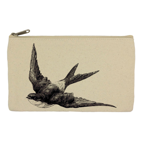 Swallow pencil case