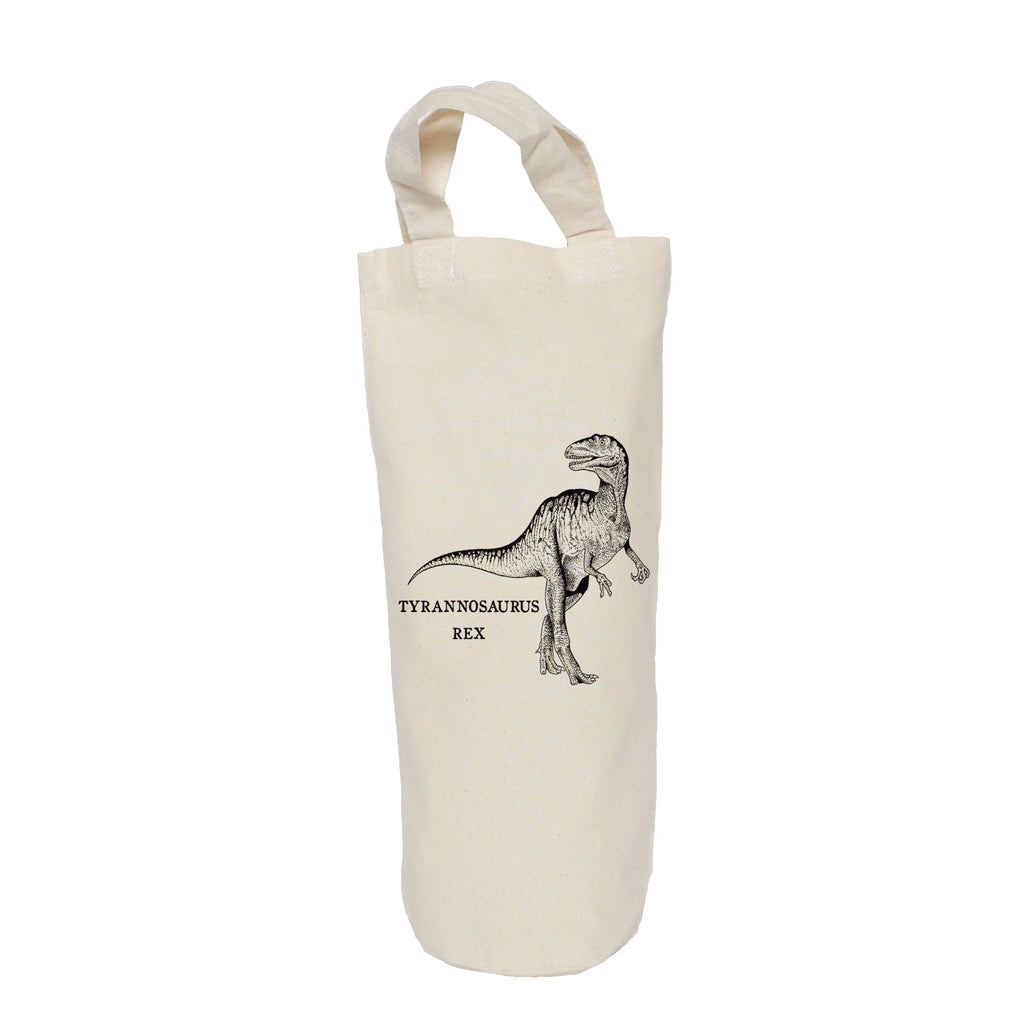 T-Rex bottle bag