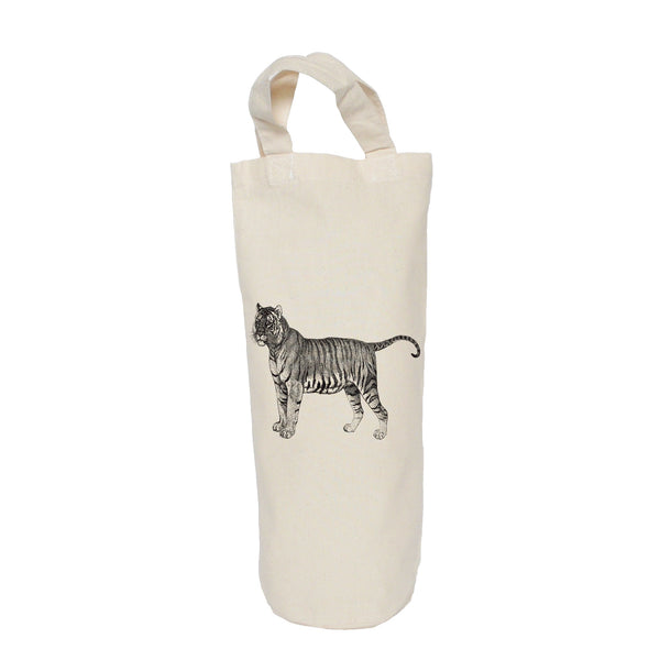 Tiger bottle bag