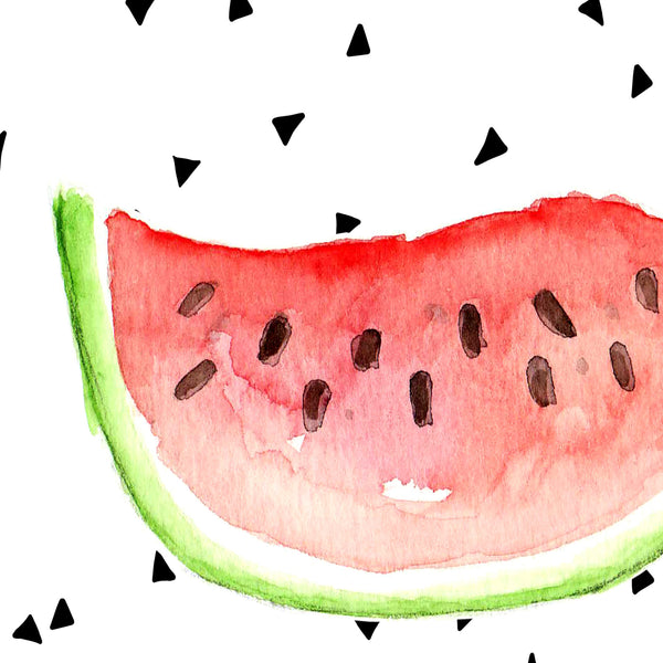 Watermelon print/ wall art