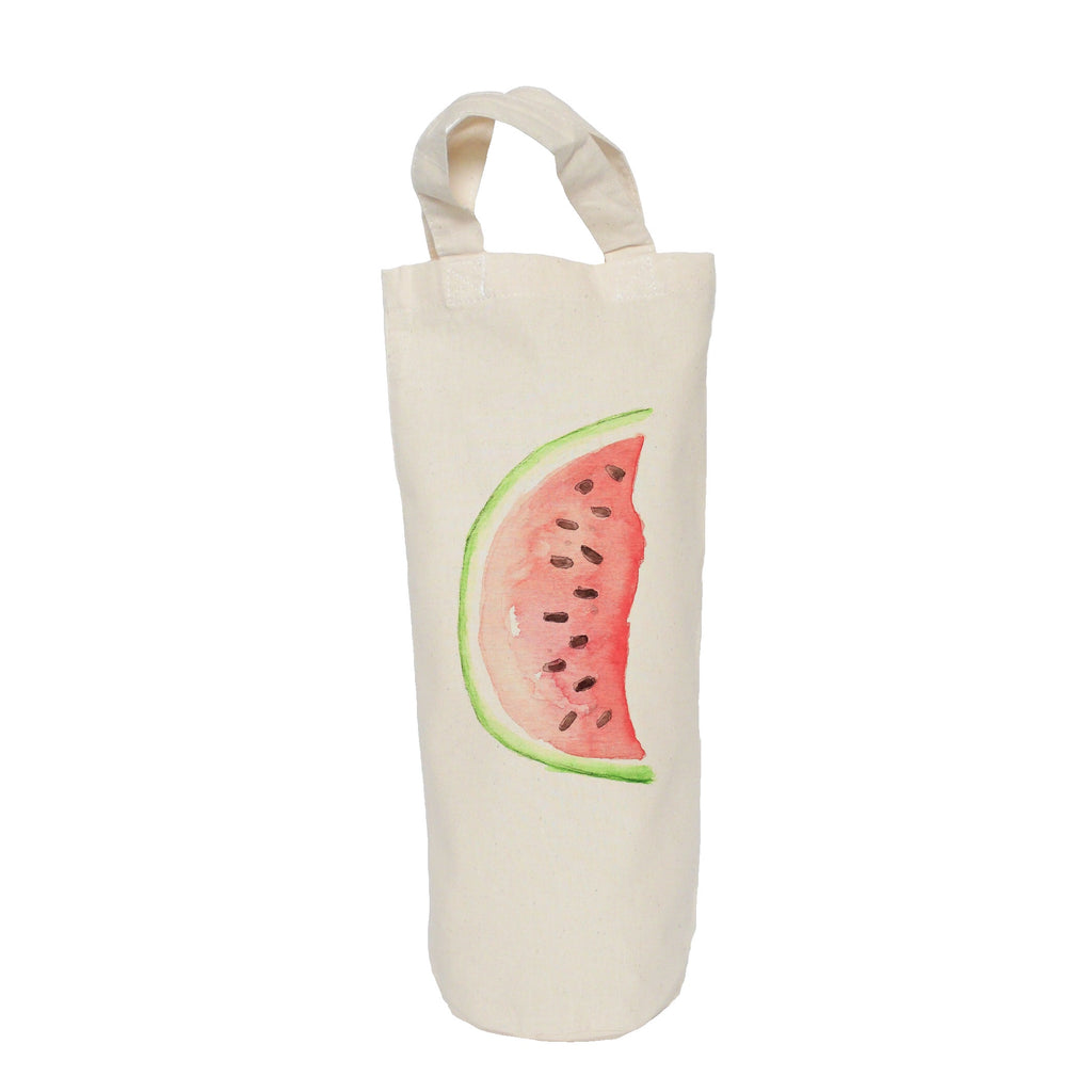 Watermelon bottle bag