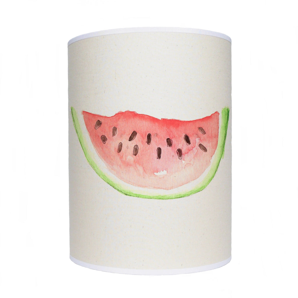 Watermelon lamp shade/ ceiling shade