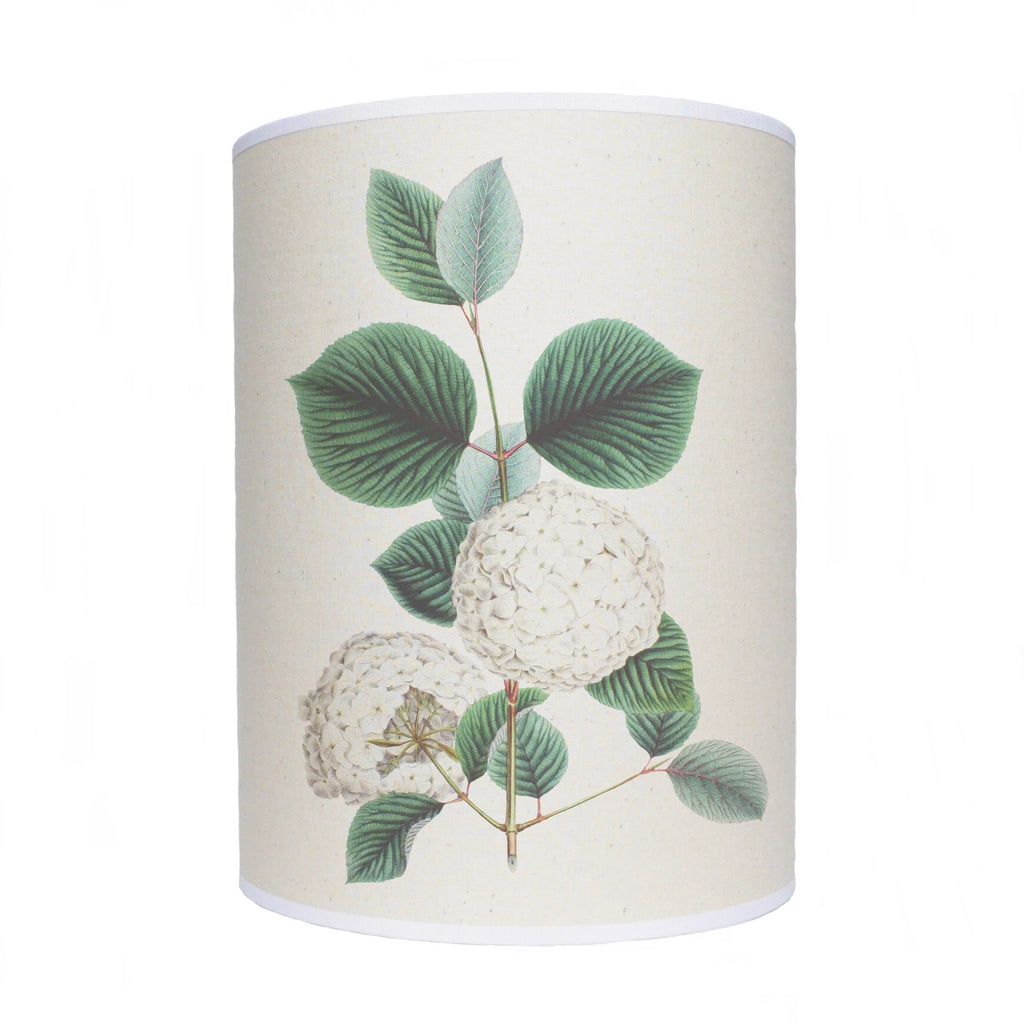White Flower Lamp Shade Ceiling Shade Kitschattic