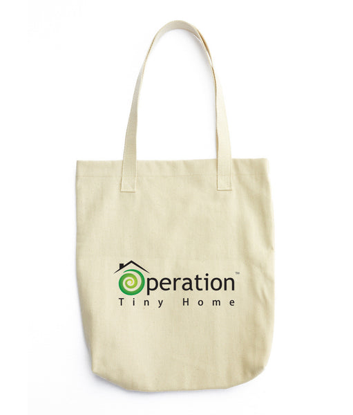 Tote Bag - Operation Tiny Home