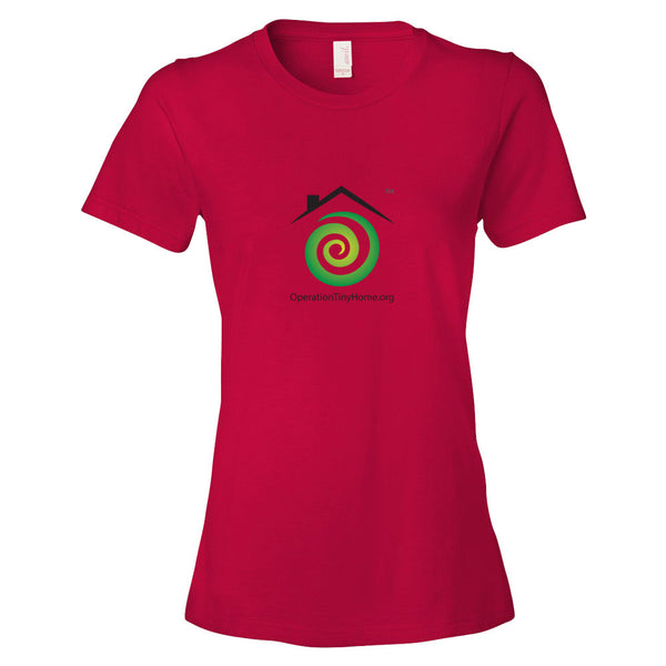 Women's T-Shirt - OperationTinyHome.org